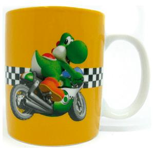 Taza Mario Kart: Yoshi