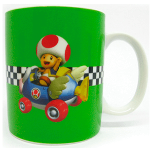 Taza Mario Kart: Toad