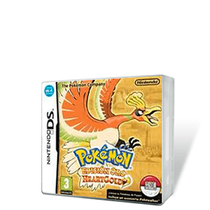 Pokemon Oro HeartGold (SA)