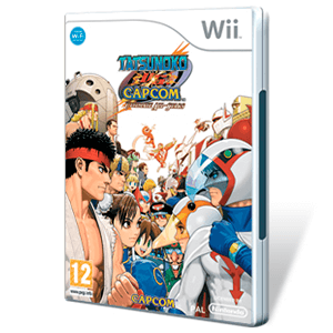 Tatsunoko vs Capcom: Ultimate All-Stars