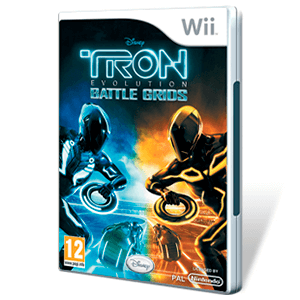 Tron Battle Grid