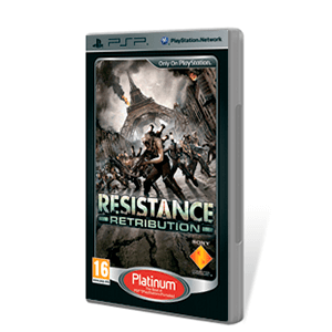 Resistance Retribution (Platinum)