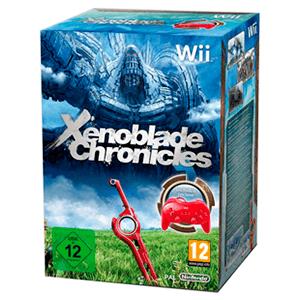 Xenoblade Chronicles + Mando Rojo Clásico pro