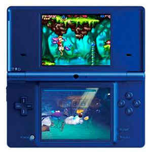 Nintendo DSi Azul Metálico