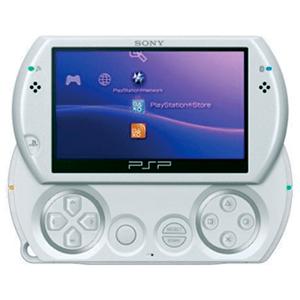 PSP Go Blanca