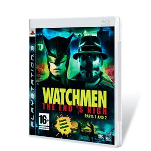 Watchmen: El Fin está Cerca - Partes 1 y 2