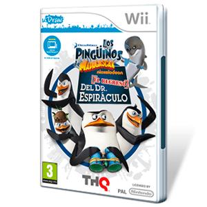 Los Pingüinos de Madagascar: El Regreso del Dr. Espiraculo