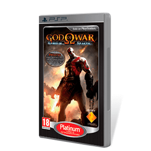 God Of War: Ghost of Sparta (Platinum)