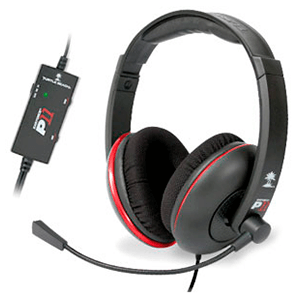 Auriculares Turtle Beach Ear Force P11 Hs Ps3-Pc