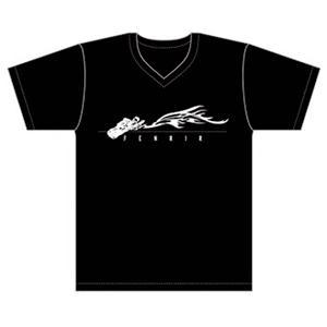Camiseta para Chica Fenrir (Final Fantasy VII) Talla L