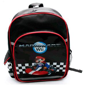 Mochila Super Mario Bros con Bolsillo