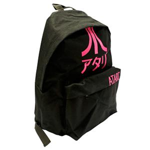 Mochila de Atari con Logo en Japonés Rosa
