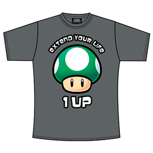 Camiseta Gris 1 UP Talla L