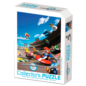 Puzzle Mario Kart