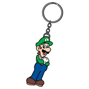 Llavero de Goma Luigi