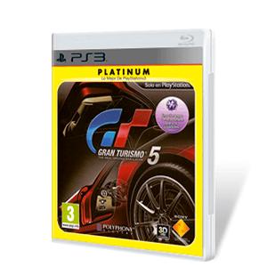 Gran Turismo 5 Platinum