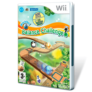 Marbles! Challenge Balance