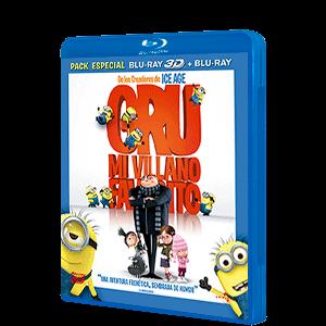 Gru Mi Villano Favorito (BD 3D)