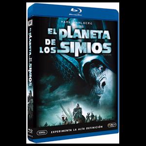 Planeta De Los Simios (2001) (Blu Ray)
