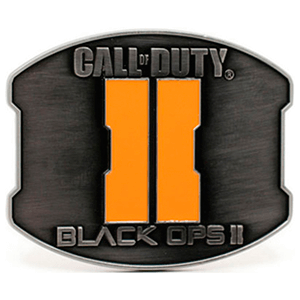 Call of Duty Black Ops II - Hebilla Logo