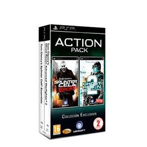 Pack Splinter Cell + Ghost Recon AW 2