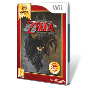 The Legend of Zelda: Twilight Princess Nintendo Selects