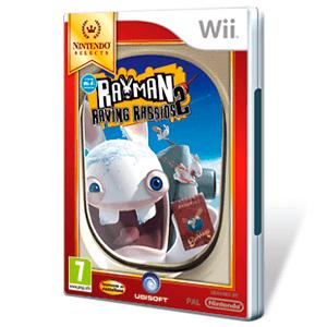 Rayman Raving Rabbids 2 Nintendo Selects
