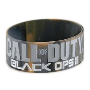 Call of Duty Black Ops II - Pulsera camuflaje Goma