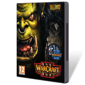 WarCraft III + The Frozen Throne Best Seller