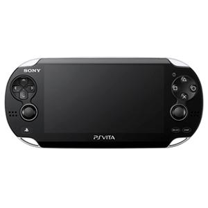 PS Vita 1000 WiFi Negra