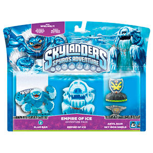 Skylanders Adventure Pack 3: Empire of Ice