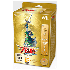 The Legend of Zelda: Skyward Sword (Ed. Limitada)