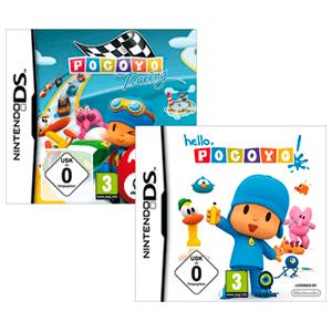 Pocoyo Racing + Hello Pocoyo