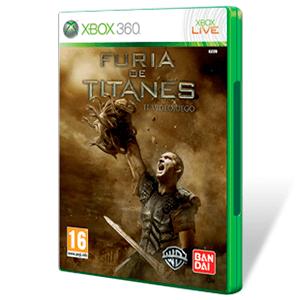 Furia de Titanes (El videojuego)