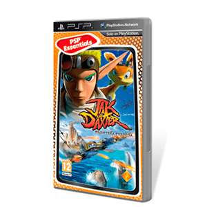 Jak & Daxter: The Lost Frontier Essentials