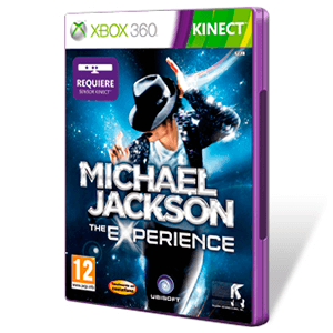 Michael Jackson D1 Versioning (Kinect)