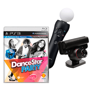 DanceStar Party + Camara + Move Motion Controller