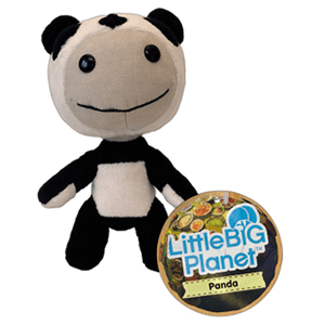 Peluche Little Big Planet Panda 18cm