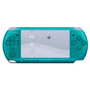 PSP 3000 Turquesa