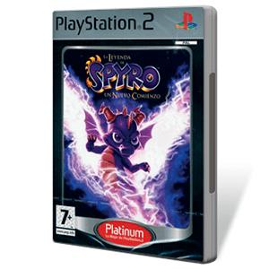 The Legend of Spyro - Un Nuevo Comienzo (Platinum)