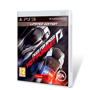 Need For Speed: Hot Pursuit Edición Limitada