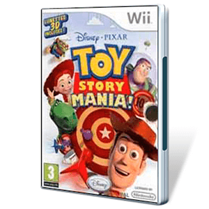 Toy Story Manía