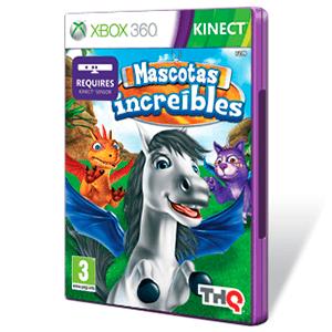 Mascotas Increíbles (Kinect)