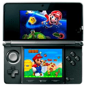 Nintendo 3DS Negra
