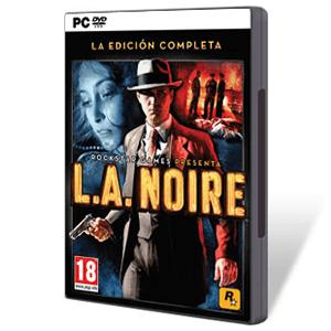 L.A. Noire Edicion Limitada