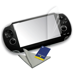 Protector de Pantalla + Paño Limpiador GAMEware