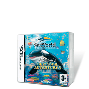 Seaworld: Shamu's Deep Sea Adventure