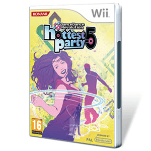 DDR Hottest Party 5