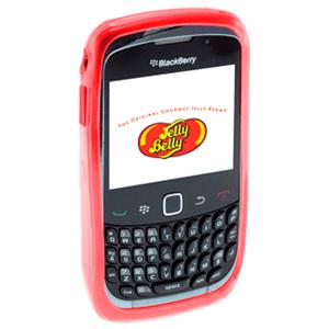 Carcasa Jelly Belly Blackberry Very Cherry rojo