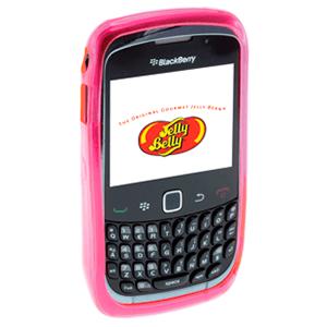 Carcasa Jelly Belly Blackberry Bubblegum rosa